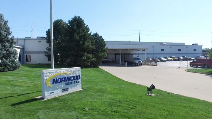 Norwood Medical Campus Plant 1