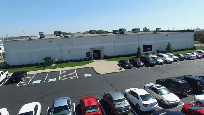 Norwood Medical Campus Building Plant 5