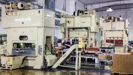 Norwood Medical Precision Metal Stamping